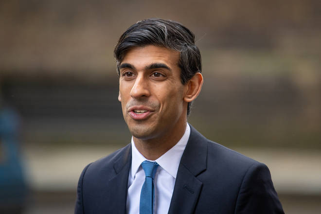 Chancellor Rishi Sunak has responded to the OBR