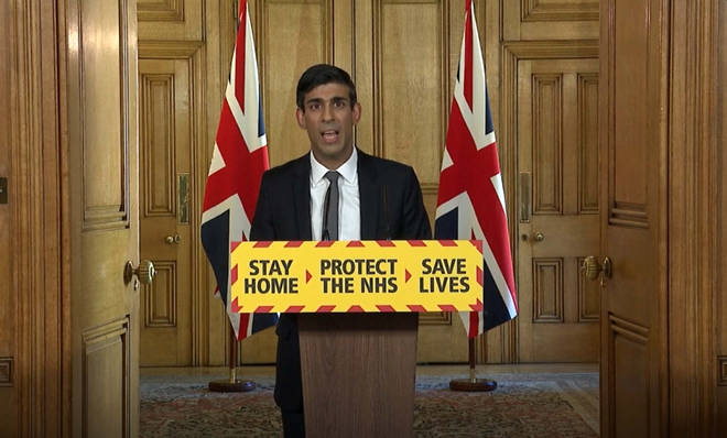 Chancellor Rishi Sunak believes the UK can bounce back economically from the coronavirus crisis