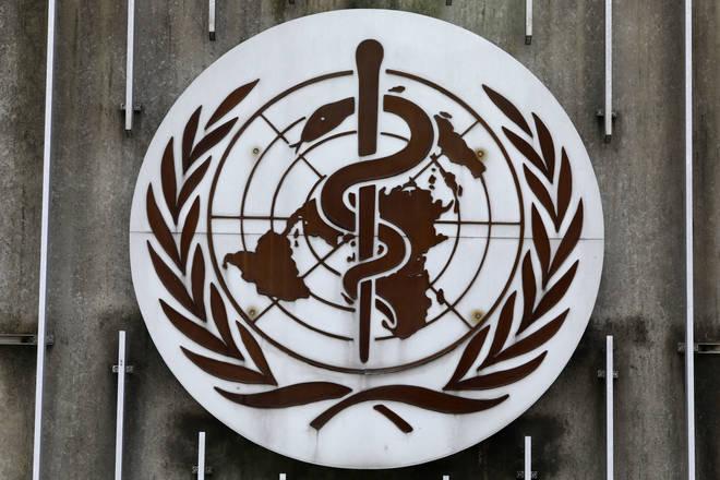 The WHO is based in Geneva, Switzerland