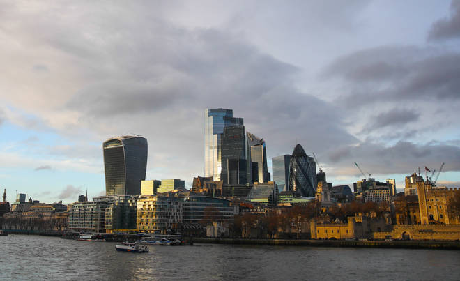 """The uk is facing """"uncertain"""" economic times"""