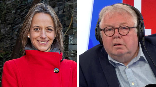Nick Ferrari challenged the Care Minister over the failures in care homes