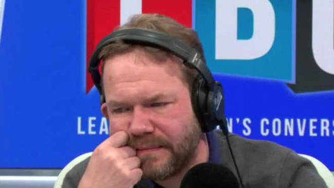 James O'Brien heard about the difficulties of living on your own during the coronavirus lockdown
