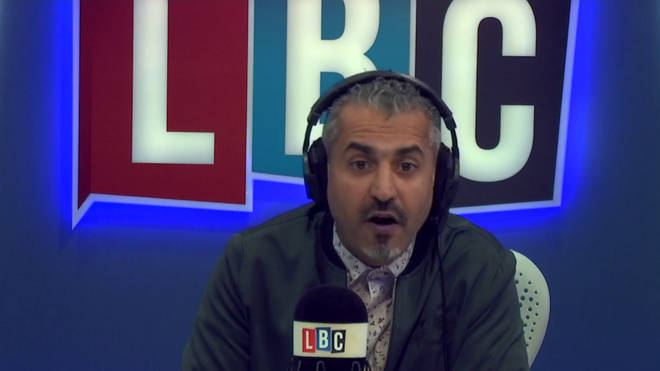 Maajid Nawaz told the Prime Minister she had to sack her cabinet colleague Boris Johnson