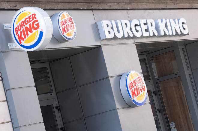 Burger King is one of the chains starting to reopen stores