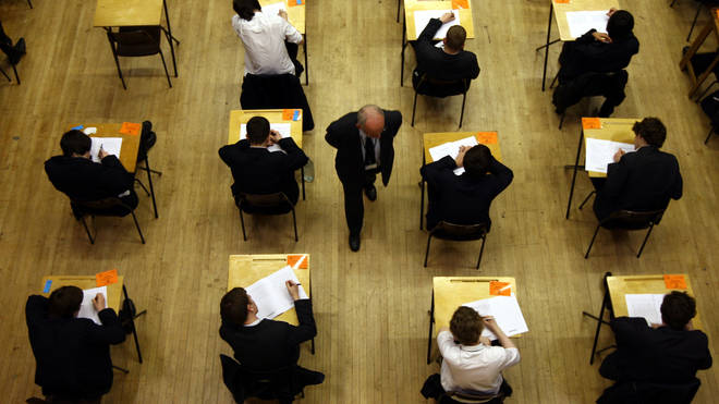 Students will be getting their exam results on time