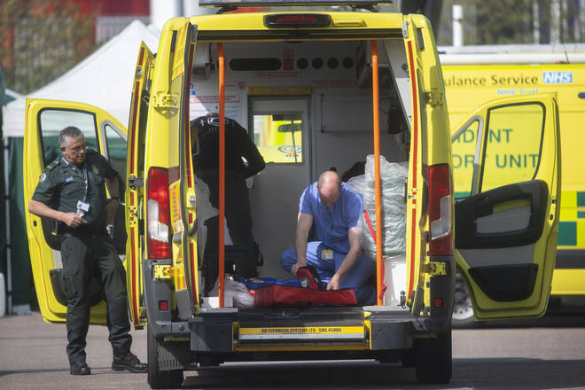 The UK death toll continues to rise