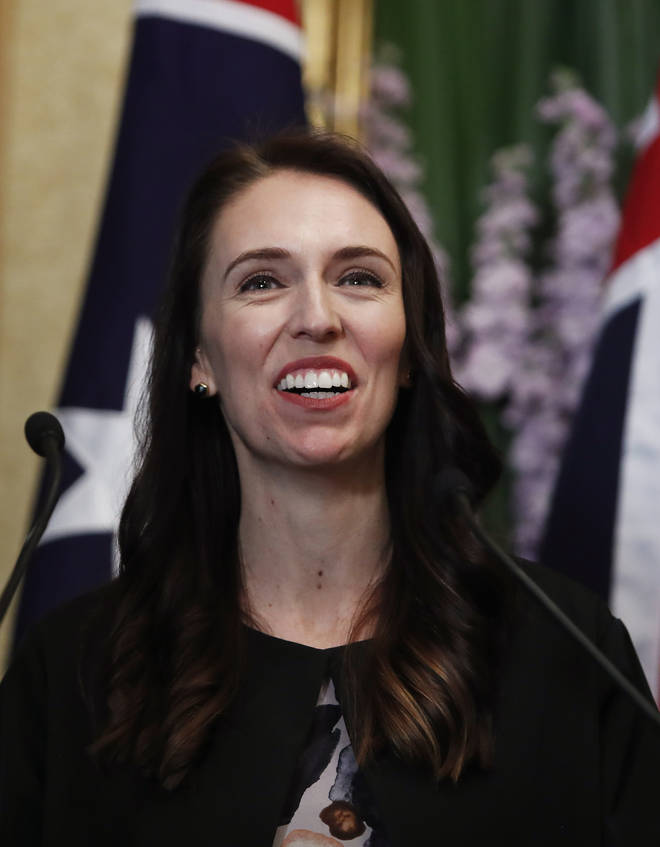For reference, this is what Jacinda Ardern looks like