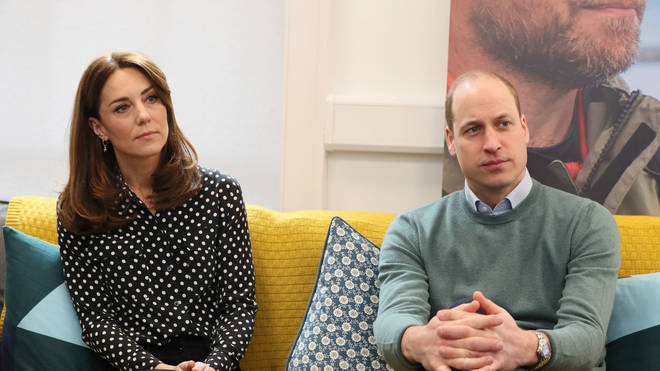 The couple have been long-time campaigners of mental health