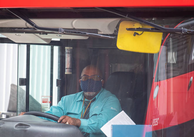 New measures are being brought in to protect London bus drivers