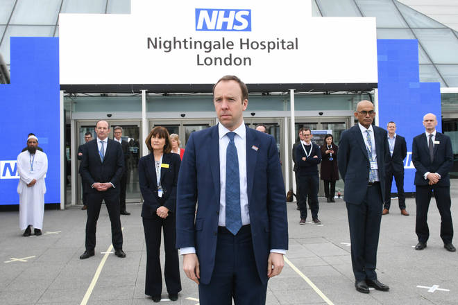 The Nightingale hospital has the capacity for 4000 patients