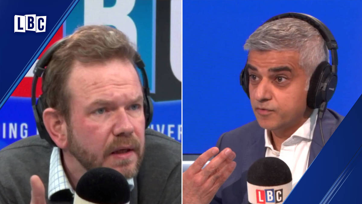 Sadiq Khan fumes over government's refusal to consider Brexit delay