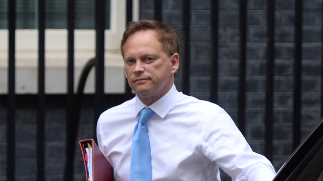Grant Shapps said he won't be booking a summer holiday for the time being