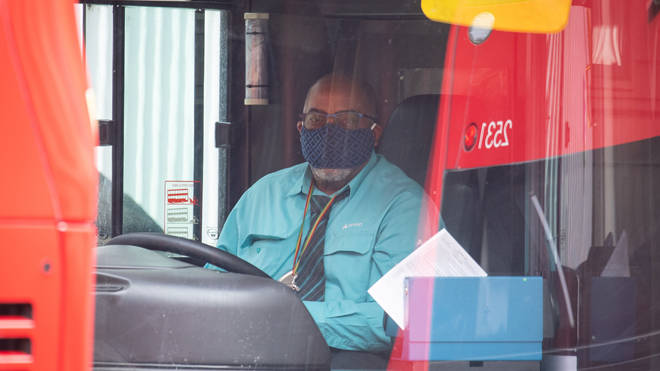 15 bus workers in London have died from covid-19