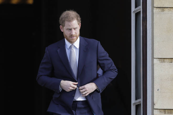 Prince Harry praised the NHS in an interview