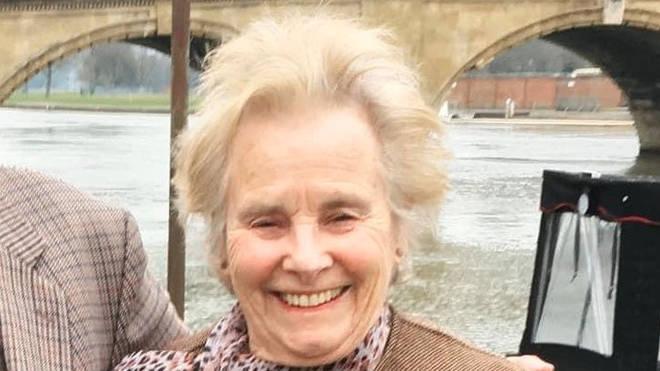 Margaret Tapley, 84, passed away on Saturday
