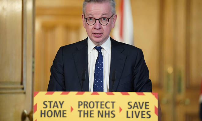 Michael Gove admitted it's likely pubs and bars will reopen last