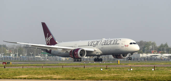 Virgin Atlantic is said to need up to £500 million of public money