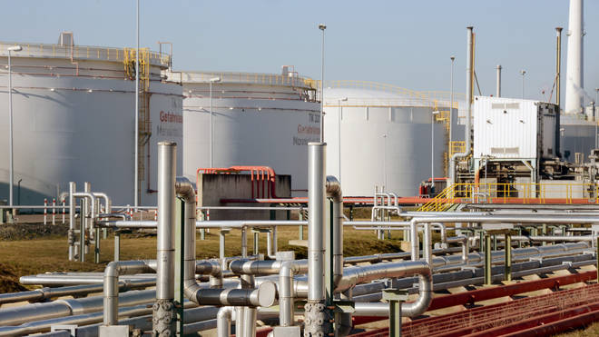 Oil storage units are full after demand plummeted due to stay at home orders, so the demand has now tailed off