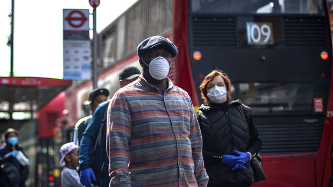 Masks do not have to be worn in public as in some other countries