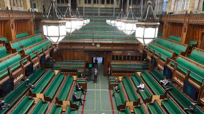 """Speaker Sir Lindsay Hoyle said it would be a """"historic"""" moment for the Commons"""