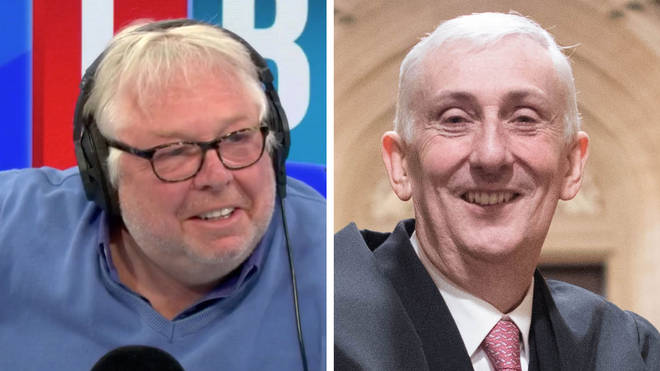 Nick Ferrari had a very entertaining conversation with Sir Lindsay Hoyle