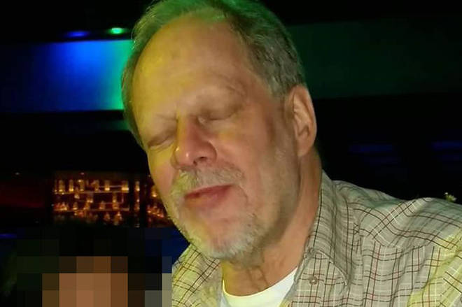 Stephen Paddock, who police believe was the Las Vegas shooter