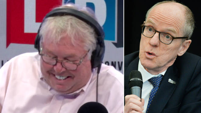 Nick Ferrari was left baffled by Nick Gibb's explanation
