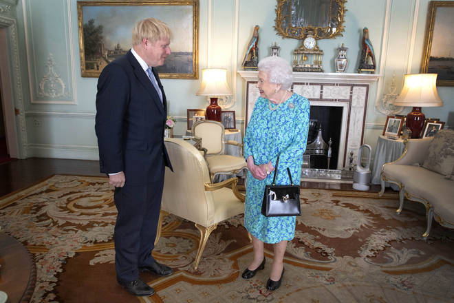 The Prime Minister will also speak with the Queen
