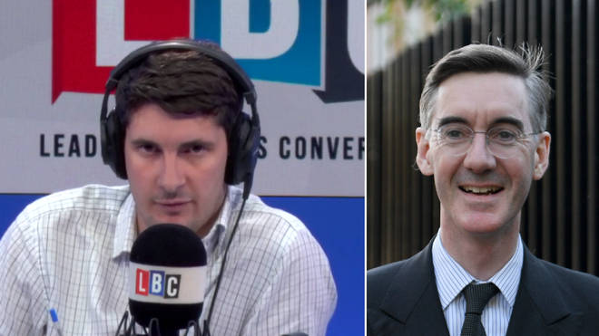 Tom Swarbrick had strong words for Jacob Rees-Mogg