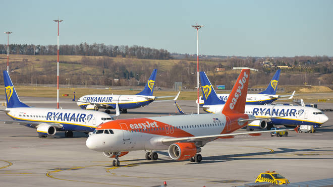 File photo: Which? claimed none of the UK's 10 largest airlines are refunding passengers according to the law