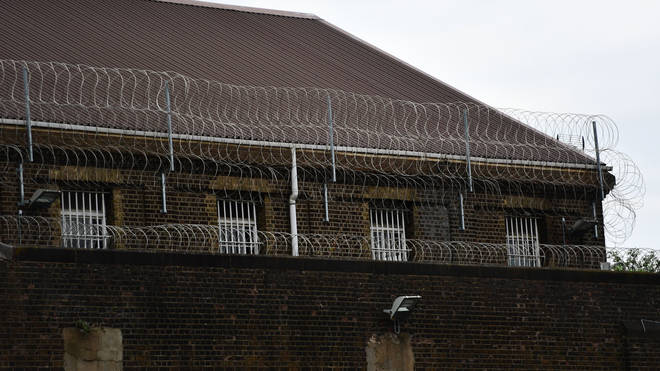 HMP Pentonville in London is among the prisons which have confirmed coronavirus cases