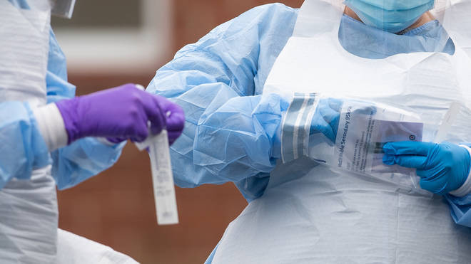 Vaccine trials will start on Thursday