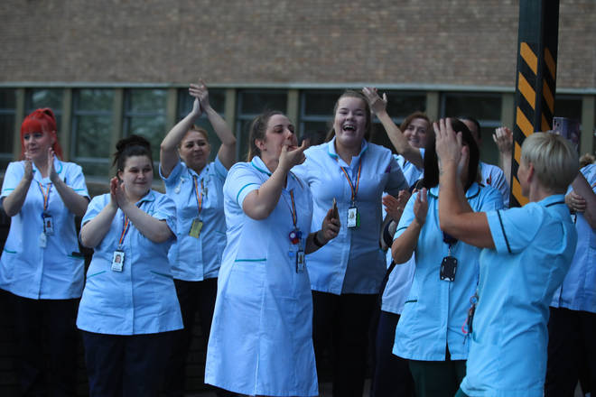 The UK has been clapping for the NHS for five weeks now