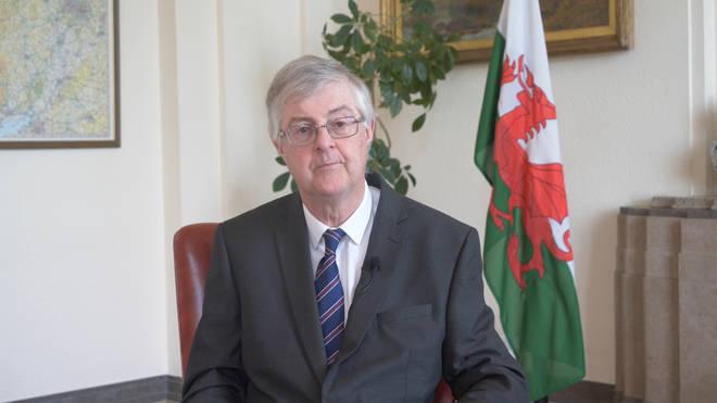 Welsh First Minister Mark Drakeford revealed the plan on Friday
