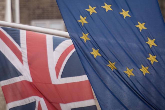 Brexit talks are continuing