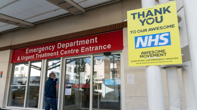 The NHS is urging people to continue using the service despite fears over coronavirus