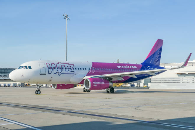 Wizz Air is set to be one of the first European airlines to restart flights
