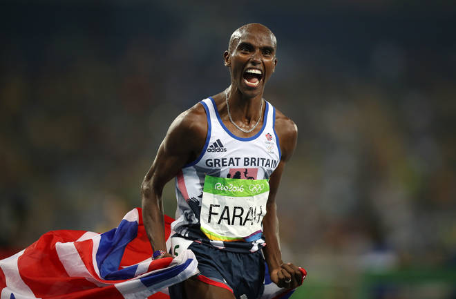 Sir Mo Farah told LBC that the whole world is in the same boat