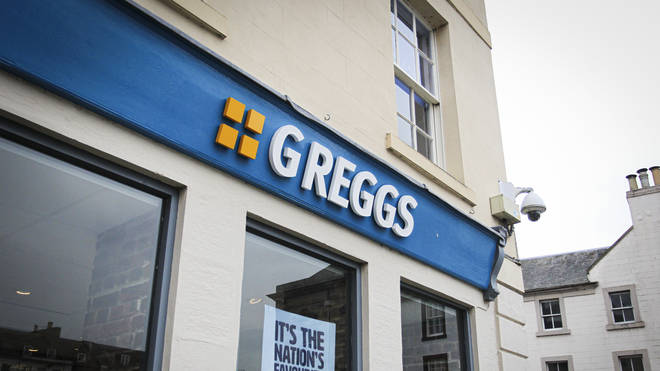Greggs shut its stores last month to protect staff and customers from Covid-19