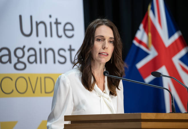 Jacinda Ardern the New Zealand Prime Minister will ease the restrictions