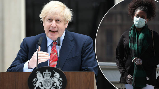Boris Johnson has spoken about moving the UK to phase 2 of coronavirus