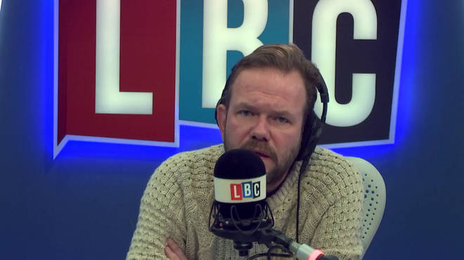 James O'Brien was shocked by America's refusal to deal with gun crime