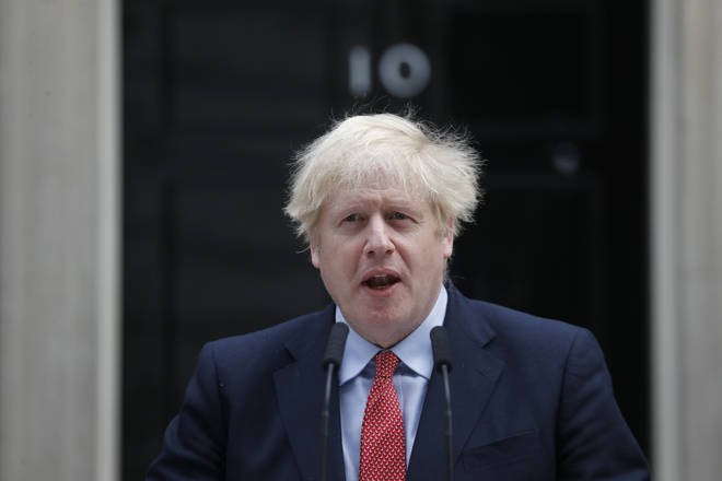 Boris Johnson is expected to set out phase two by the end of the week