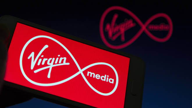 Virgin Media customers have suffered a service outage