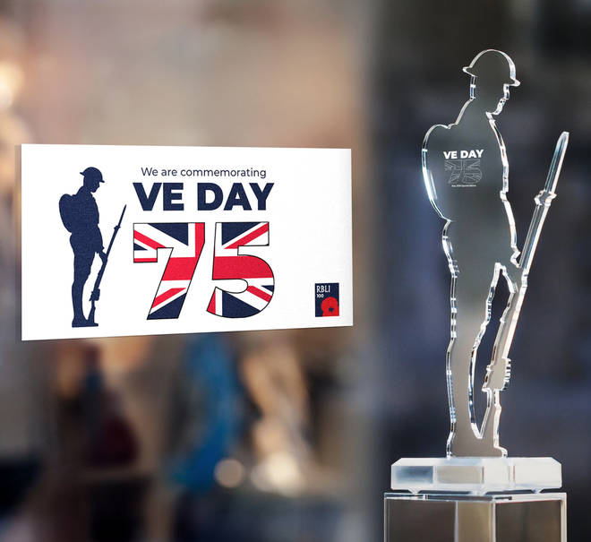 The RBL is encouraging people to commemorate VE Day