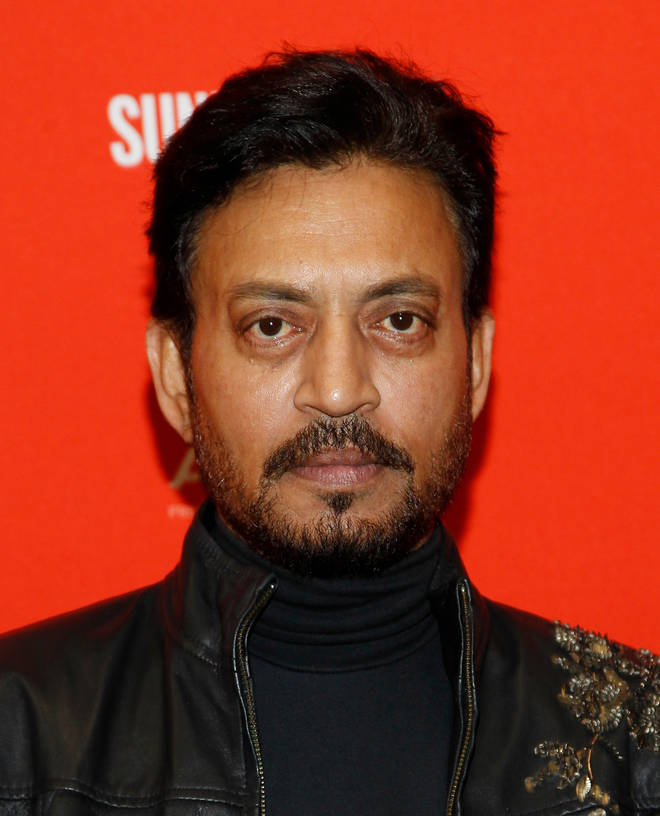 Actor Irrfan Khan has passed away aged 53