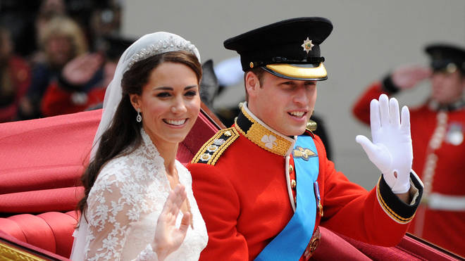 Kate and William are celebrating their ninth wedding anniversary in lockdown
