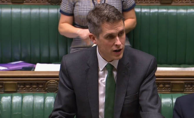 Gavin Williamson was grilled by MPs