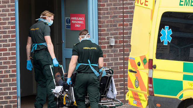 UK heads towards worst Covid-19 death toll in Europe with over 26,000 lives lost