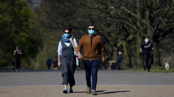 "People may act in a ""cavalier"" way if they are told to wear face masks, Gove has warned"
